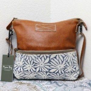 🆕Myra Bag Small Crossbody Bag Canvas Purse Casual